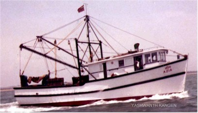 52' Combination Outrigger Trawler
