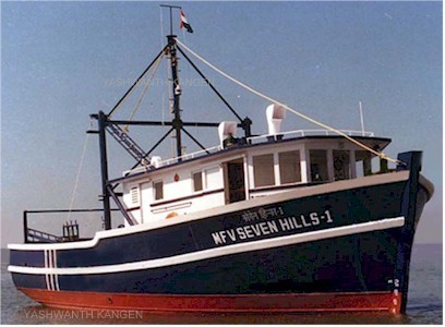 52' Combination Trawler